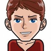 Simon als Manga-Figur